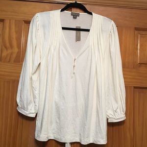 J. Crew Point Sur Top Size Small NWT